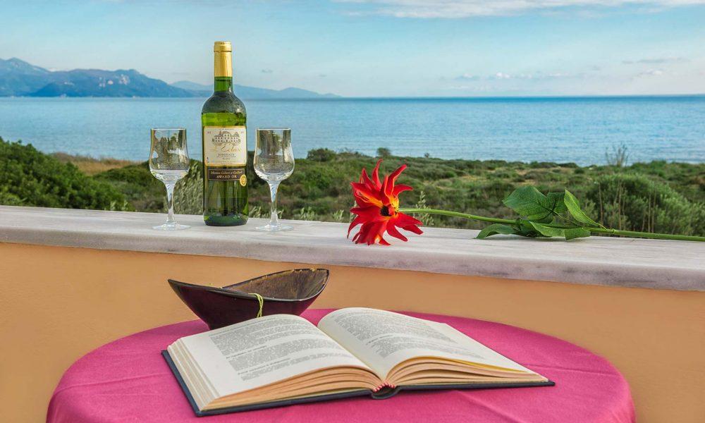 Sea View Room - Erofili Hotel Kavos Corfu